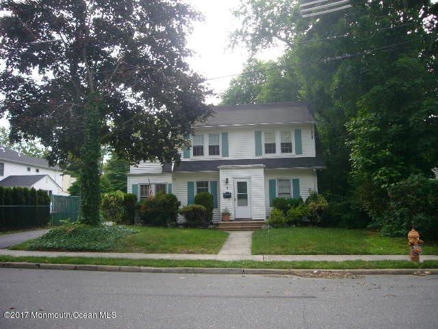 Casa Unifamiliar por un Alquiler en 8 Hillcrest Road Elberon, Nueva Jersey 07740 Estados Unidos