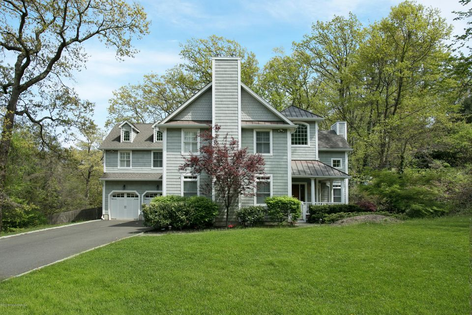 Vivienda unifamiliar por un Venta en 20 Lawrie Road 20 Lawrie Road Atlantic Highlands, Nueva Jersey 07716 Estados Unidos
