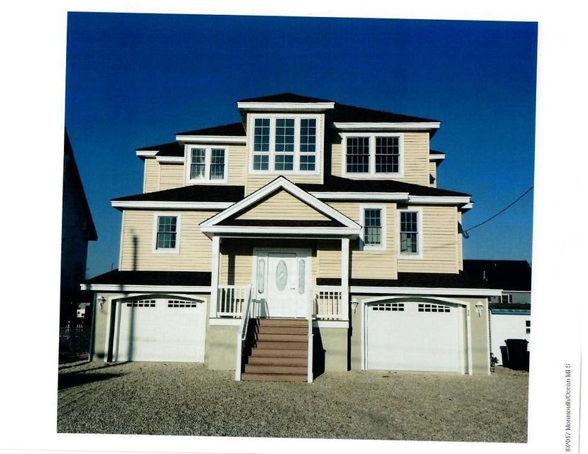 Maison unifamiliale pour l Vente à 15 Glenn Drive Beach Haven West, New Jersey 08050 États-Unis