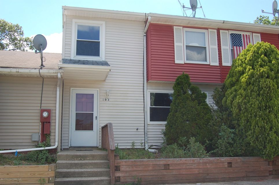 Single Family Home for Rent at 103 Lexington Boulevard Barnegat, New Jersey 08005 United States