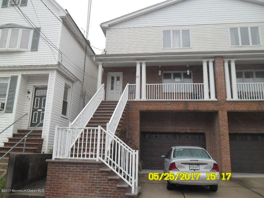 Single Family Home for Sale at 40 43rd Street Bayonne, New Jersey 07002 United States