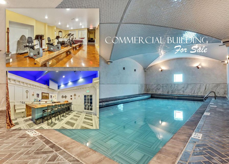 Commercial for Sale at 1071 Ocean Avenue Sea Bright, New Jersey 07760 United States