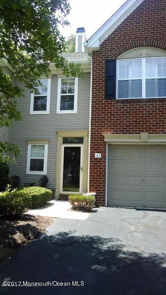 共管式独立产权公寓 为 出租 在 63 Tarpon Drive 沃尔, 新泽西州 08736 美国