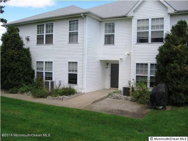 Condominium for Rent at 329 Ace Drive Wall, New Jersey 07719 United States