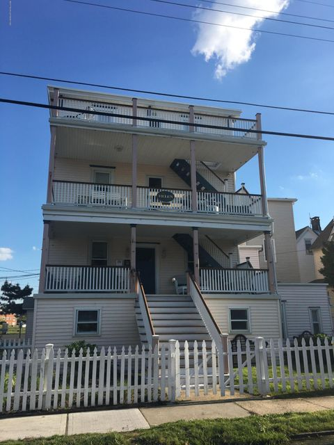 Single Family Home for Rent at 18 Abbott Avenue Ocean Grove, New Jersey 07756 United States