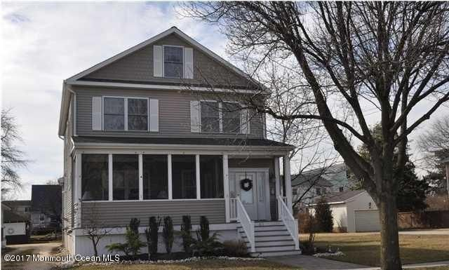 Single Family Home for Rent at 43 Ocean Avenue Manasquan, New Jersey 08736 United States