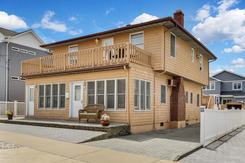 Single Family Home for Rent at 8 President Avenue Lavallette, New Jersey 08735 United States