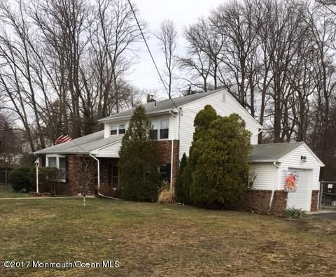 Single Family Home for Sale at 19 Claridge Drive New Monmouth, New Jersey 07748 United States