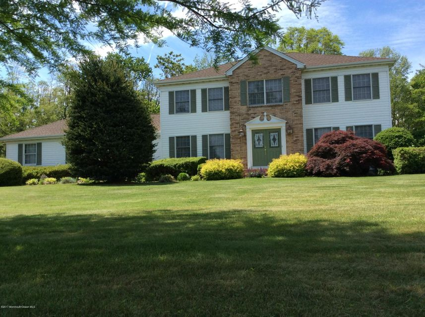 Single Family Home for Sale at 85 Amsterdam Drive Freehold, New Jersey 07728 United States