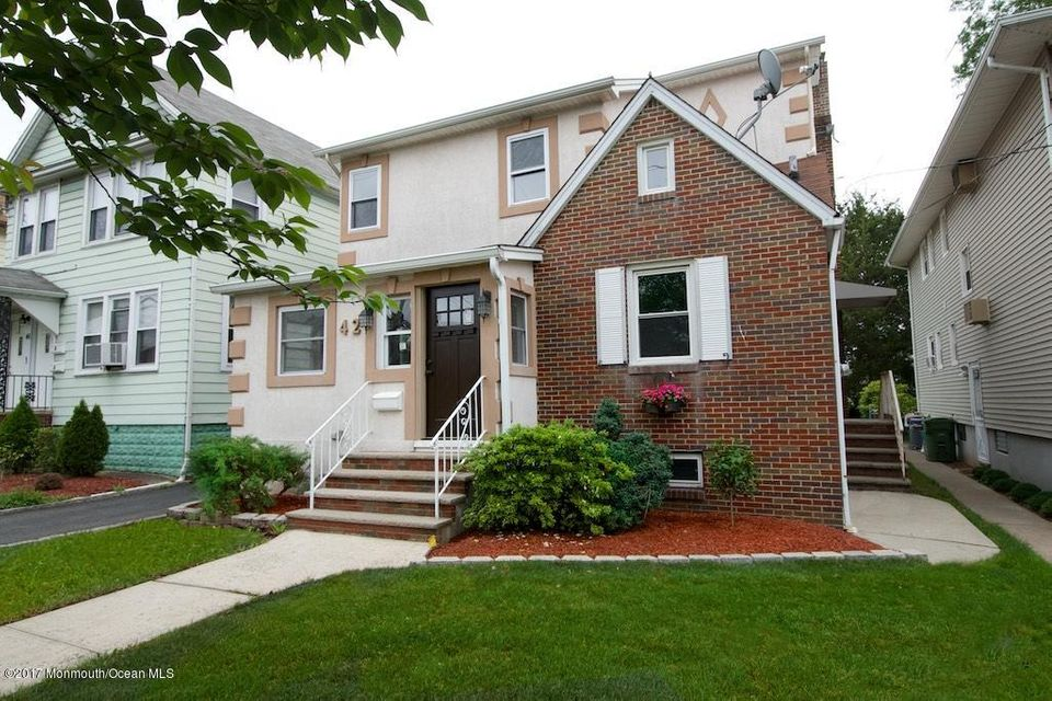Single Family Home for Sale at 42 Henry Street Linden, New Jersey 07036 United States