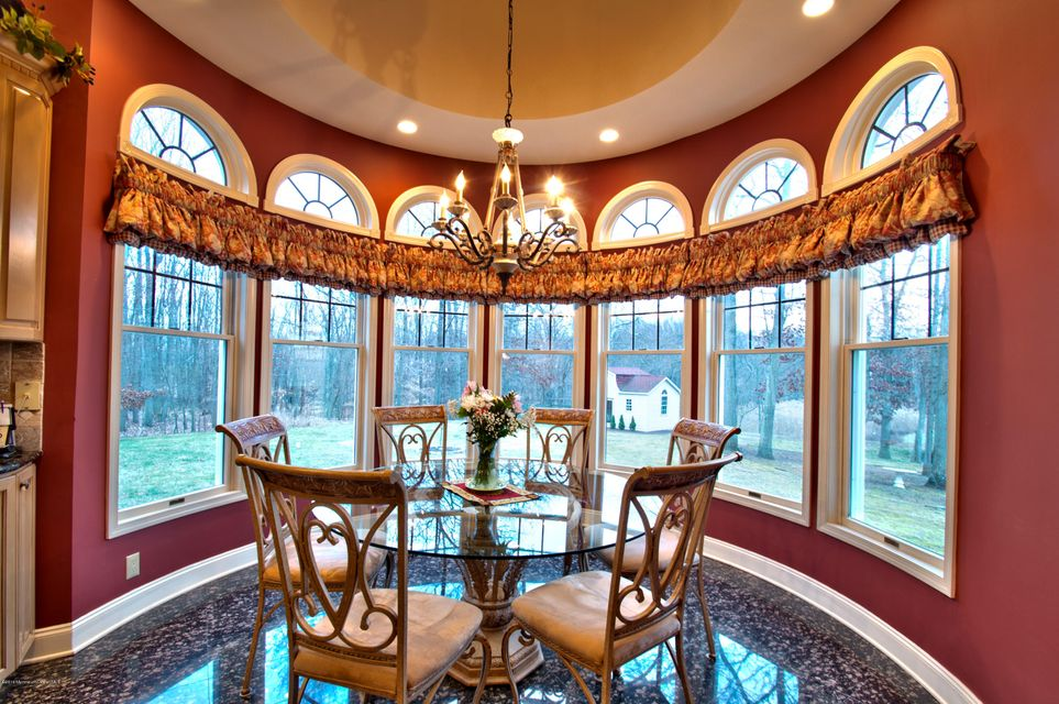 Turreted Dining Nook