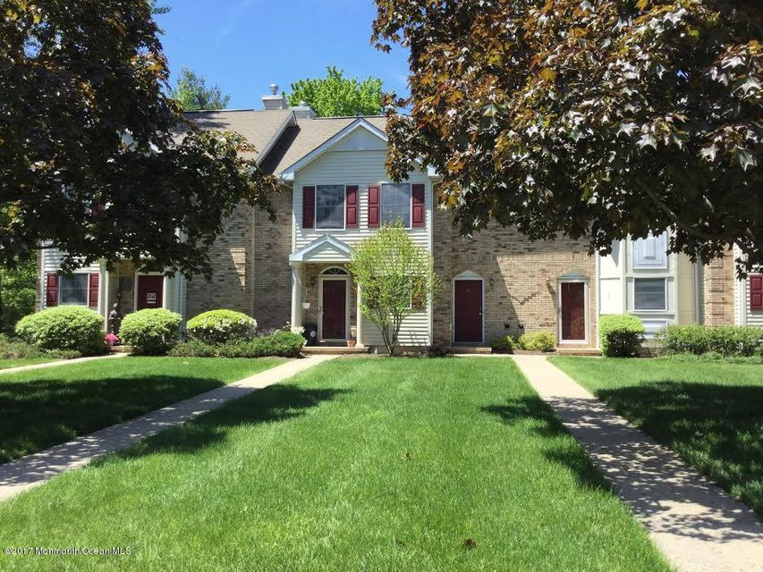 Condominium for Rent at 12 Weller Place Holmdel, New Jersey 07733 United States