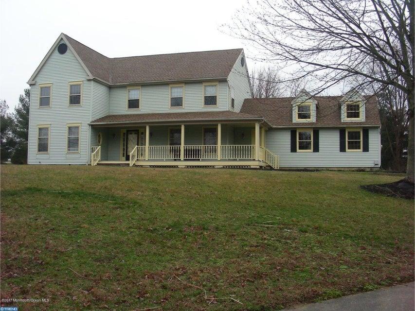 独户住宅 为 销售 在 2 Quaker Hill Road Allentown, 新泽西州 08501 美国