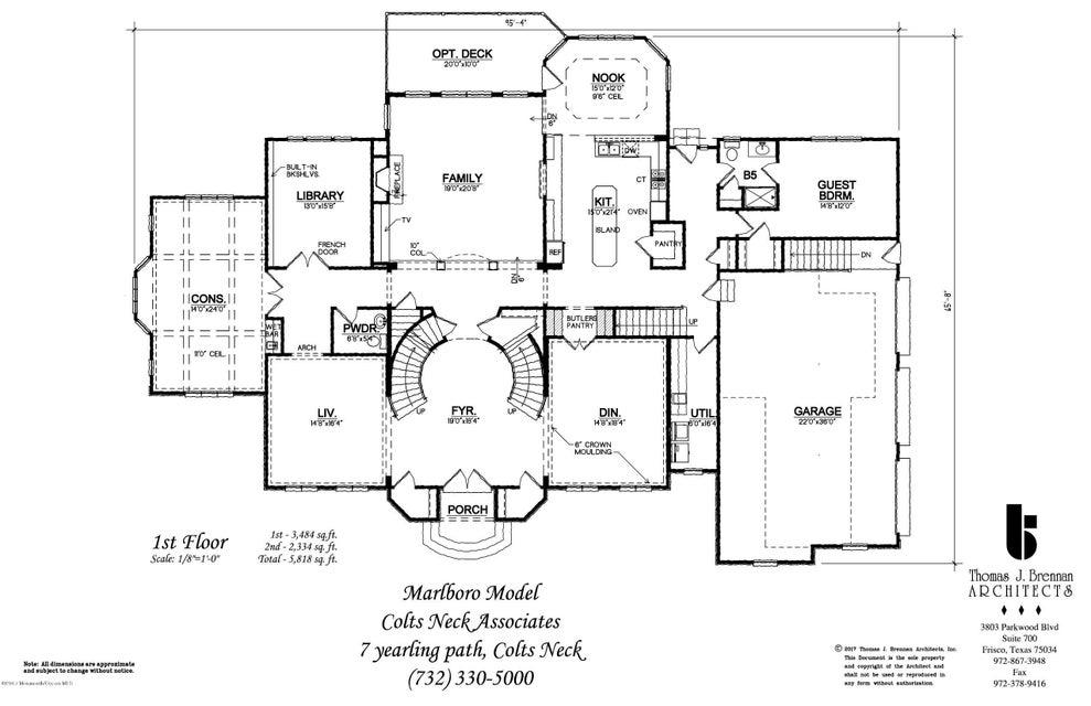 Additional photo for property listing at 143 School Road 143 School Road Marlboro, New Jersey 07746 Stati Uniti