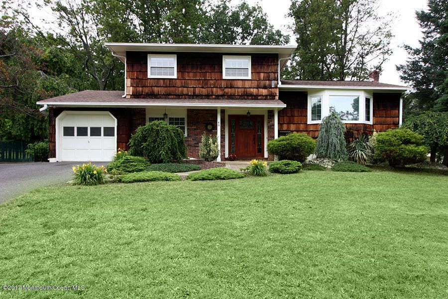 Single Family Home for Sale at 48 Fielek Terrace Parlin, New Jersey 08859 United States