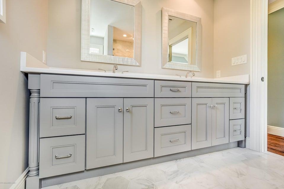 Master Bath custom vanity