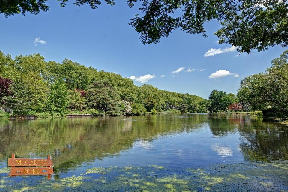 Picturesque McCarter Pond