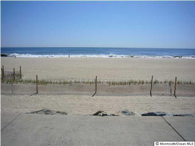 共管式独立产权公寓 为 出租 在 1201 Ocean Avenue Sea Bright, 07760 美国