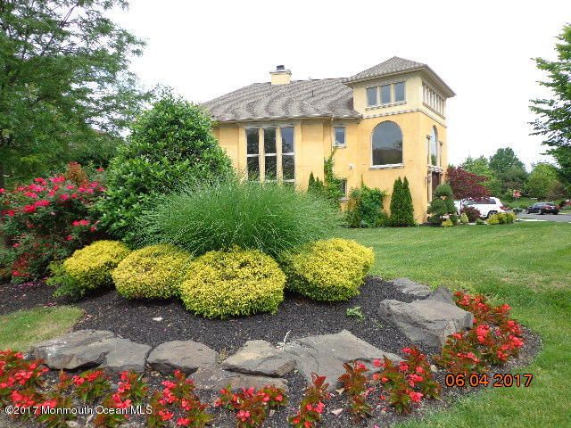 Single Family Home for Sale at 96 Davinci Drive Monmouth Junction, New Jersey 08852 United States