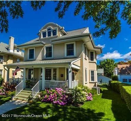 独户住宅 为 出租 在 311 Spier Avenue Allenhurst, 新泽西州 07711 美国