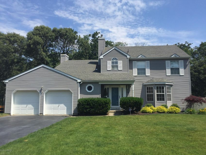 Single Family Home for Rent at 1296 Beauchamps Place Toms River, New Jersey 08753 United States