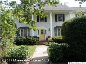 Single Family Home for Rent at 21 Rumson Road Rumson, New Jersey 07760 United States