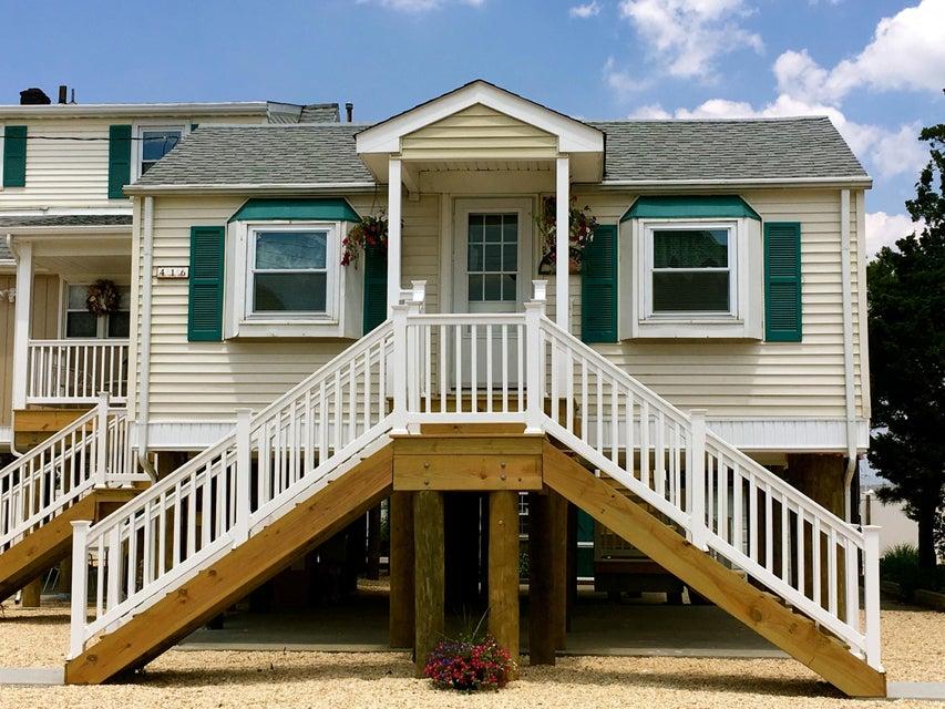 Casa Unifamiliar por un Alquiler en 416 6th Avenue 416 6th Avenue Ortley Beach, Nueva Jersey 08751 Estados Unidos