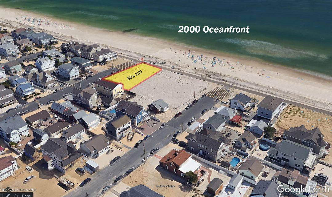 Single Family Home for Sale at 2000 Ocean Lavallette, 08735 United States