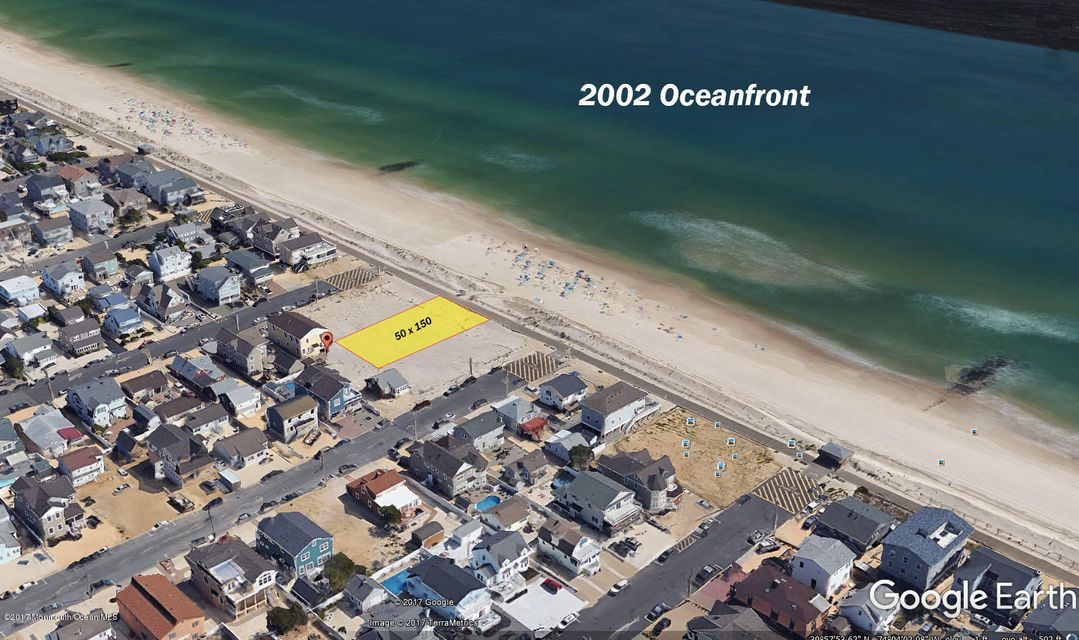 Land for Sale at 2002 Oceanfront Lavallette, New Jersey 08735 United States