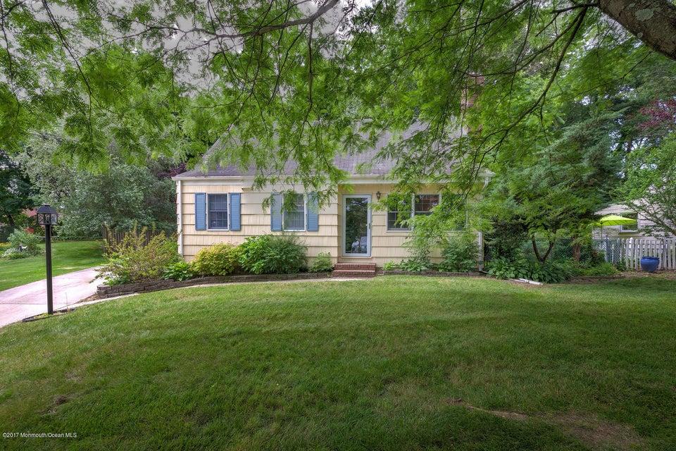 Maison unifamiliale pour l Vente à 142 Evergreen Street Mount Holly, New Jersey 08060 États-Unis