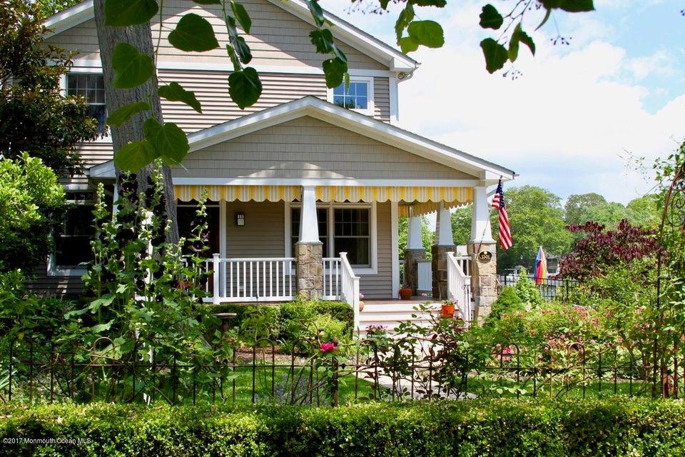 Vivienda unifamiliar por un Venta en 1301-1303 Locust Drive Asbury Park, Nueva Jersey 07712 Estados Unidos