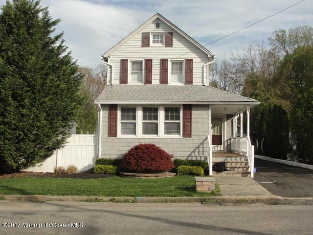 Single Family Home for Sale at 23 Mathiasen Place 23 Mathiasen Place Aberdeen, New Jersey 07747 United States