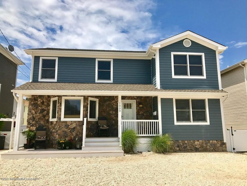 Maison unifamiliale pour l à louer à 1009 Boulevard Seaside Park, New Jersey 08752 États-Unis