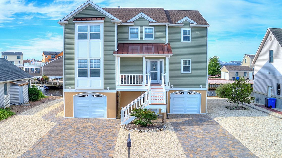 Single Family Home for Sale at 150 Bernard Drive Manahawkin, New Jersey 08050 United States