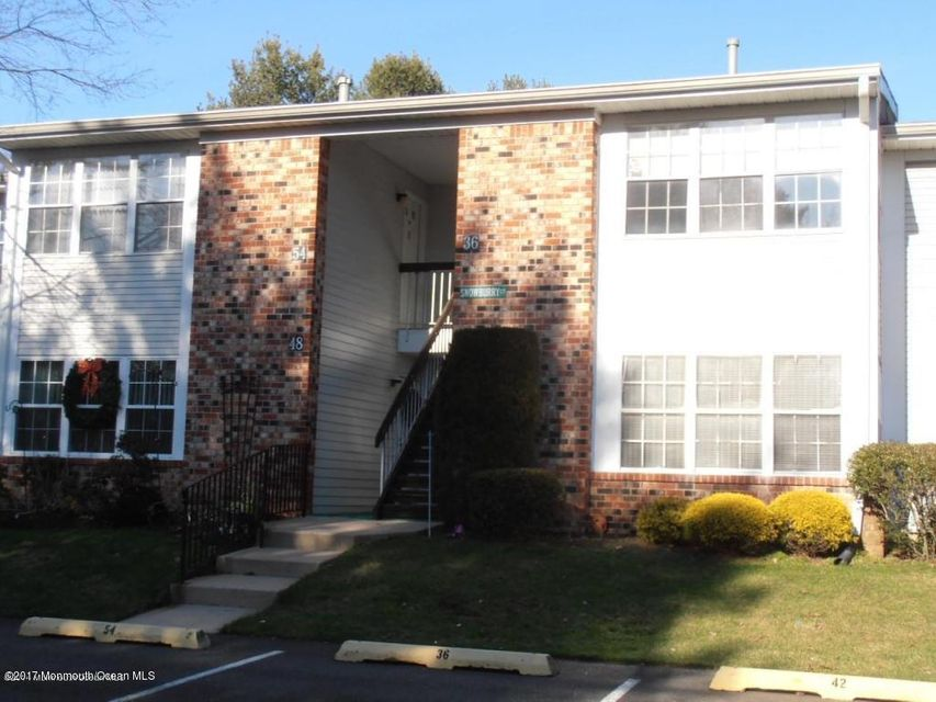 Single Family Home for Rent at 54 Snowburry Court Middletown, New Jersey 07748 United States