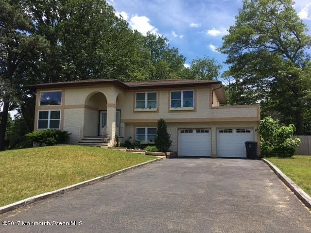 Single Family Home for Rent at 513 Shawnee Drive Toms River, New Jersey 08753 United States