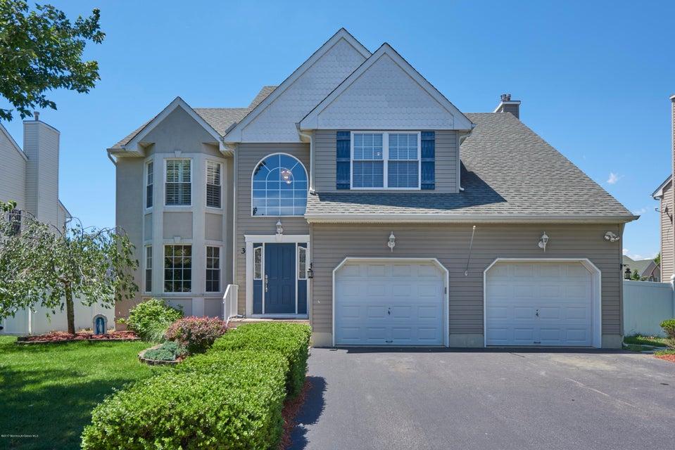 단독 가정 주택 용 매매 에 3 Boyd Road Hazlet, 뉴저지 07730 미국