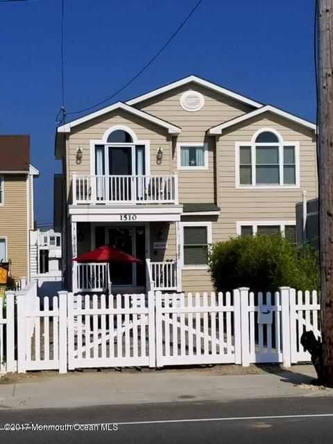 Maison unifamiliale pour l à louer à 1510 Central Avenue Seaside Park, New Jersey 08752 États-Unis