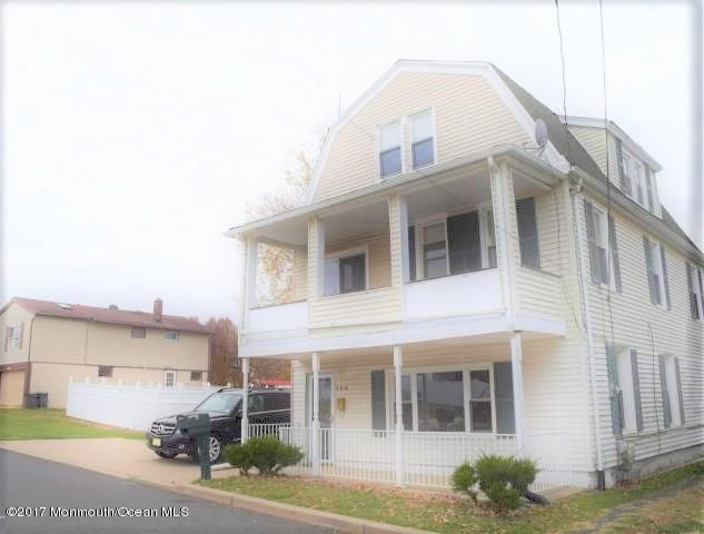 Single Family Home for Sale at 154 Arlington Avenue Cliffwood, New Jersey 07721 United States