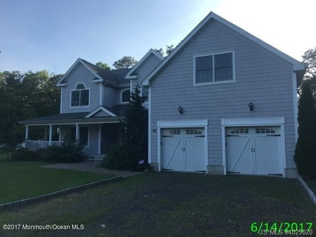 Single Family Home for Sale at 41 5th Street Barnegat, 08005 United States