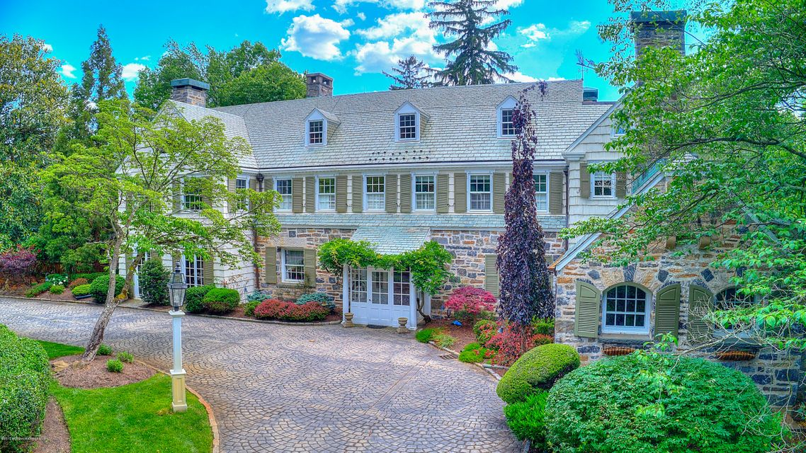 Single Family Home for Sale at 52 Buena Vista Avenue Rumson, New Jersey 07760 United States