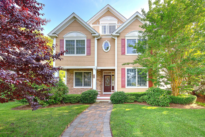 Casa Unifamiliar por un Venta en 308 Boston Boulevard Sea Girt, Nueva Jersey 08750 Estados Unidos
