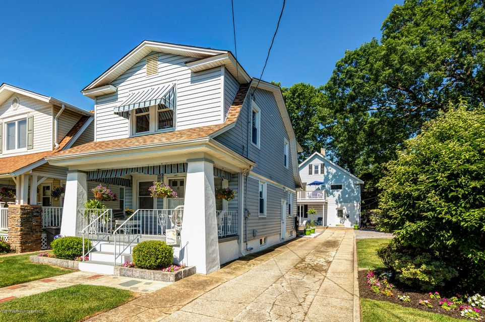 Single Family Home for Sale at 605 1/2 Fletcher Lake Avenue Bradley Beach, New Jersey 07720 United States