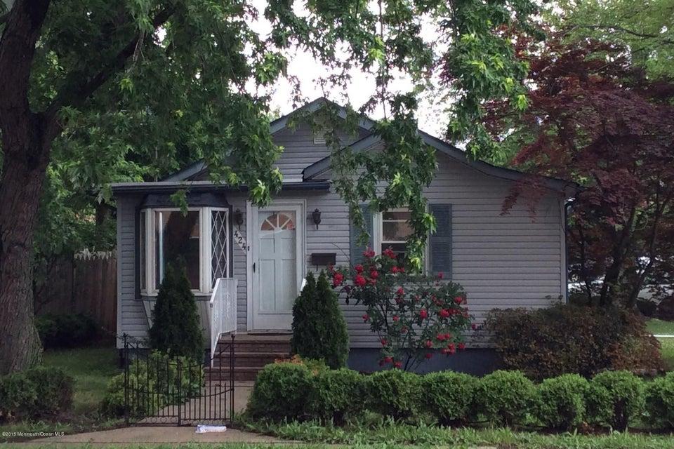 独户住宅 为 出租 在 424 Main Street 基波特, 新泽西州 07735 美国
