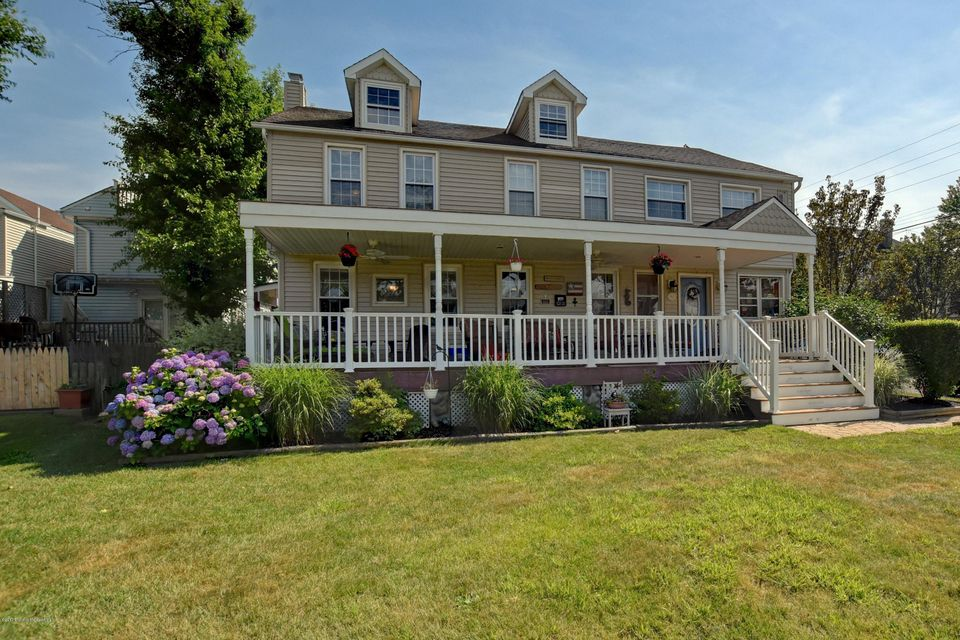Single Family Home for Sale at 1102 Madison Avenue Bradley Beach, New Jersey 07720 United States