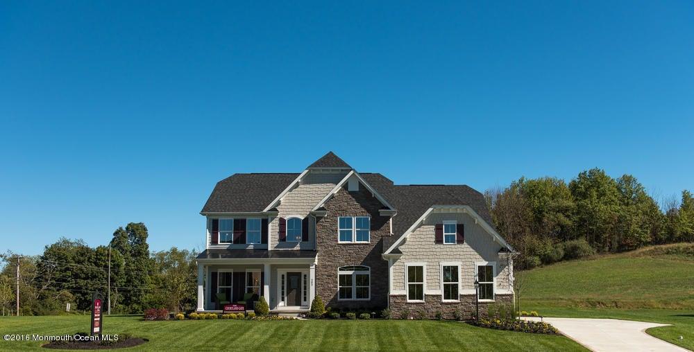 Casa Unifamiliar por un Venta en 35 Gina Drive Upper Freehold, Nueva Jersey 08501 Estados Unidos