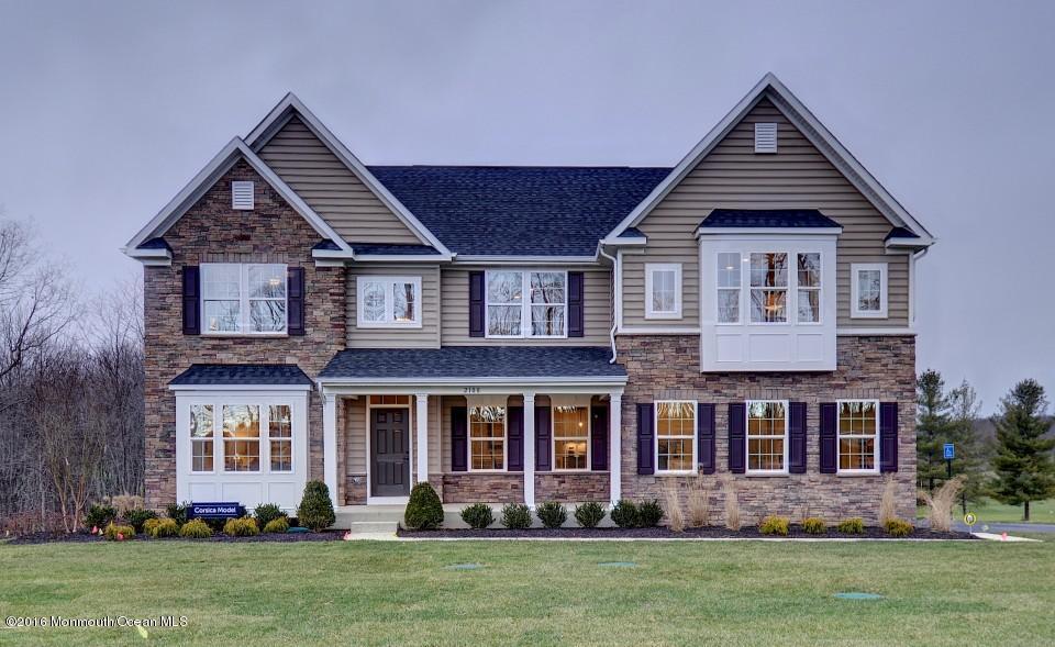 Casa Unifamiliar por un Venta en 33 Gina Drive Upper Freehold, Nueva Jersey 08501 Estados Unidos