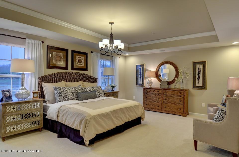 Corsica owners bedroom