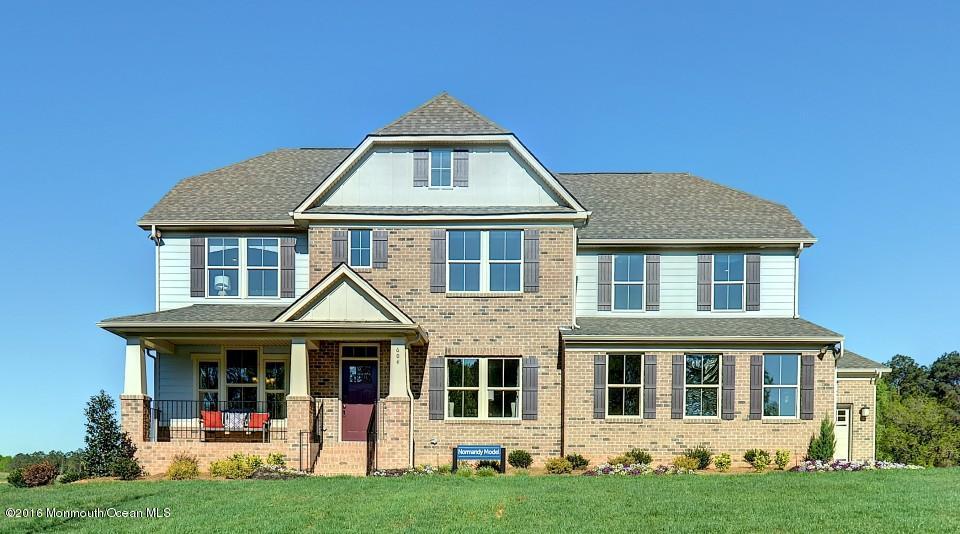 Casa Unifamiliar por un Venta en 31 Gina Drive Upper Freehold, Nueva Jersey 08501 Estados Unidos