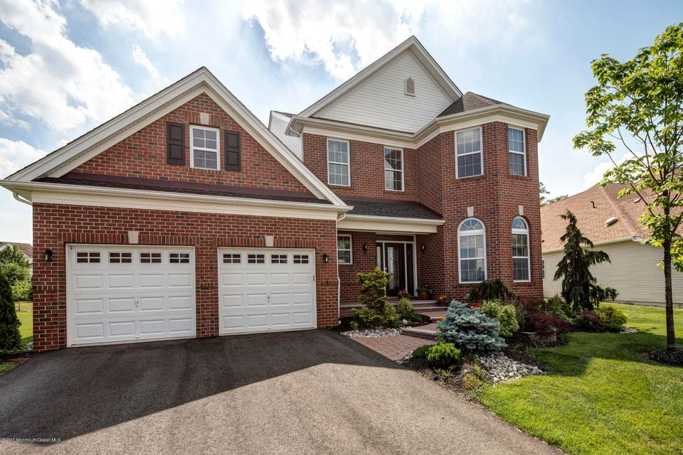 Maison unifamiliale pour l Vente à 62 Masters Drive 62 Masters Drive Monroe, New Jersey 08831 États-Unis